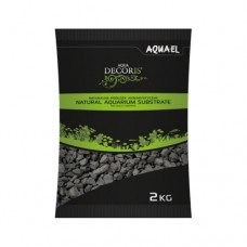 AQUAEL BASALT GRAVEL 2-4 мм 2 кг