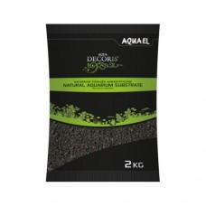 AQUAEL BASALT SAND 0,1-0,5 мм 2 кг